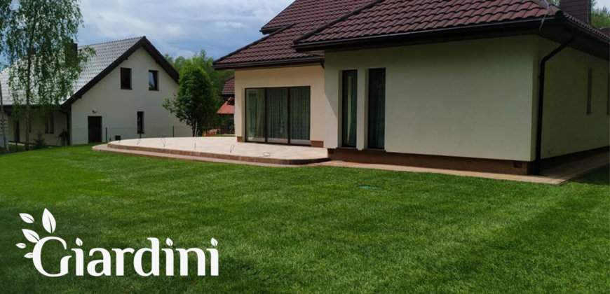 Giardini Trawnik z rolki